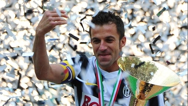 Next stop Sydney for Del Piero