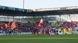 Modest Nordsjælland taking nothing for granted