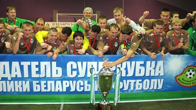 FC Gomel's players