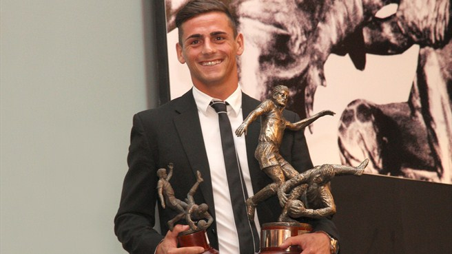 Failla scoops Maltese player of the year award