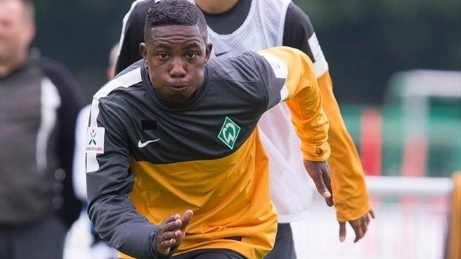 Bremen take Elia back to Germany