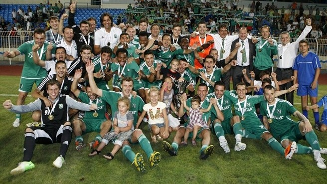 Ludogorets look to make lasting impression