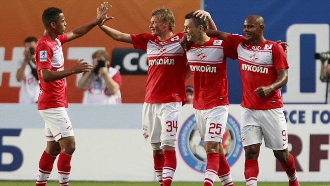 Celebrations (FC Spartak Moskva)