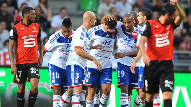 Gourcuff blow for Lyon and France