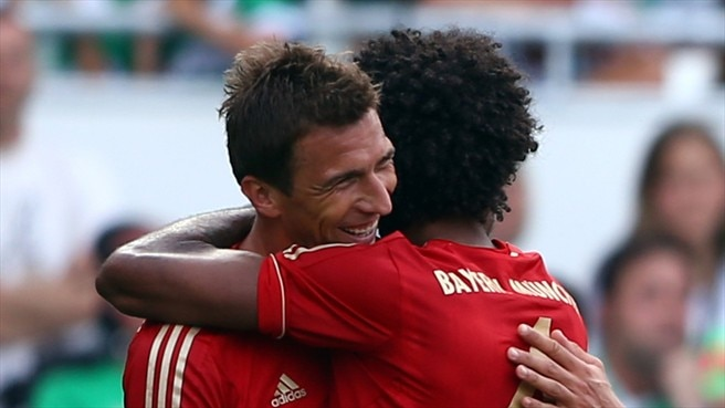 Dante embraces Bayern glory quest