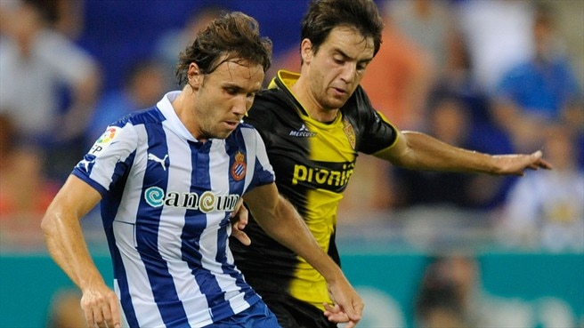 Struggling Espanyol denied first victory