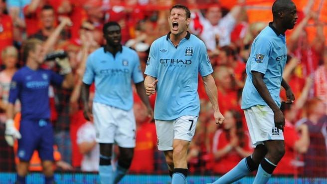 James Milner (Manchester City FC)