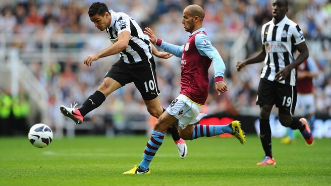 Hatem Ben Arfa (Newcastle United FC)