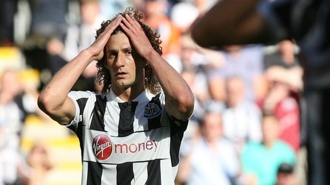 Coloccini out of Newcastle contention
