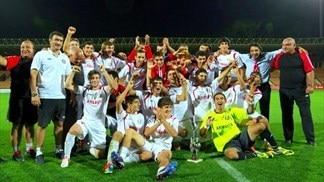 Mika prevail on penalties in Armenian Super Cup
