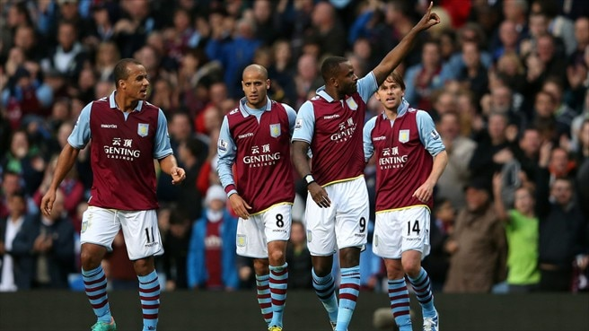 Villa earn comeback draw against West Brom