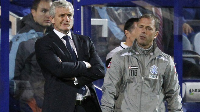 Hughes relieved of QPR duties