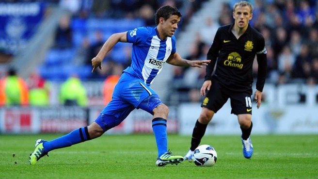 Franco Di Santo (Wigan Athletic FC)