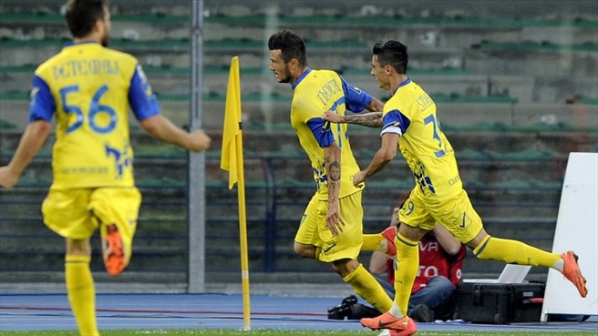 Coaching change pays off as Chievo stop rot