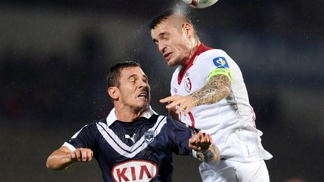 LOSC's Baša strikes late to deny Bordeaux