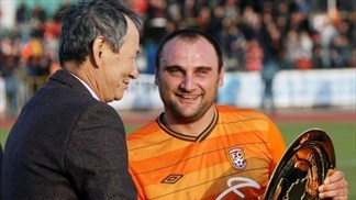 Shakhter claim Super Cup with Astana success