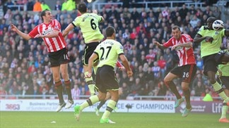 Sunderland and Newcastle share derby spoils