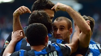 In-form Inter stay in touch at the top
