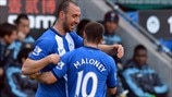 Iván Ramis & Shaun Maloney (Wigan Athletic FC)