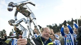 HJK secure fourth successive Finnish crown
