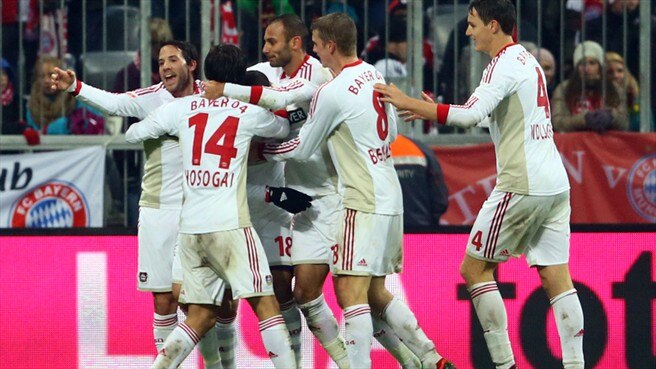 Leverkusen bring Bayern back down to earth
