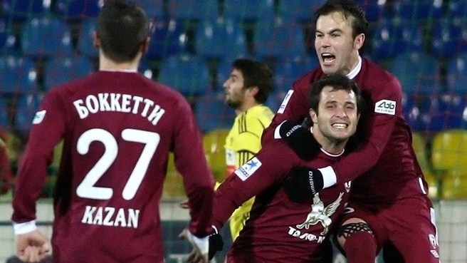 Rubin away record gives Neftçi hope