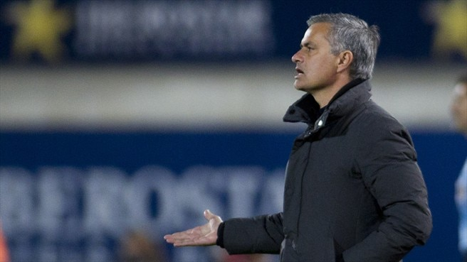 Jose Mourinho (Real Madrid CF)
