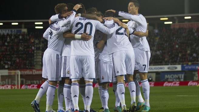 ( Real Madrid CF)