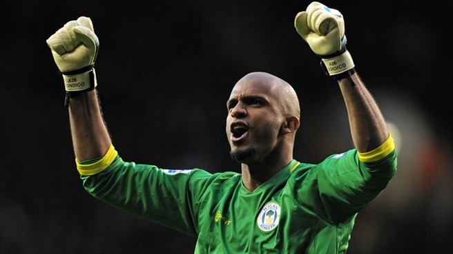 Ali Al Habsi ( Wigan Athletic FC)