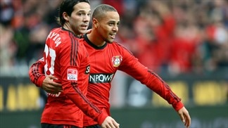 Leverkusen and Bremen hit their straps