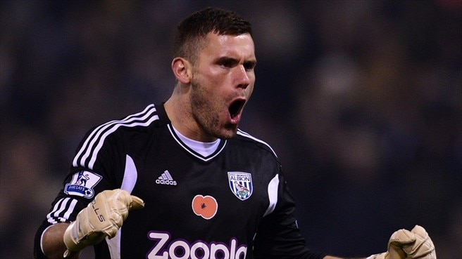 Ben Foster (West Bromwich Albion FC)