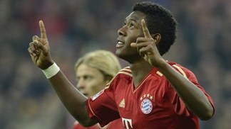 Alaba named Austria's finest once again