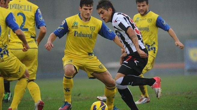Marco Andreolli (AC Chievo Verona) & Marco Andreolli (Udinese Calcio)