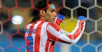 Radamel Falcao has been prolific in the UEFA Europa League