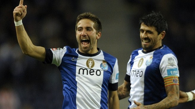 Málaga have Moutinho's full attention