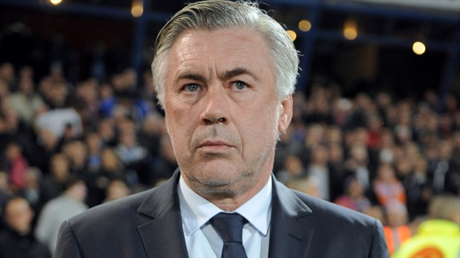 Carlo Ancelotti ( Paris Saint-Germain FC)