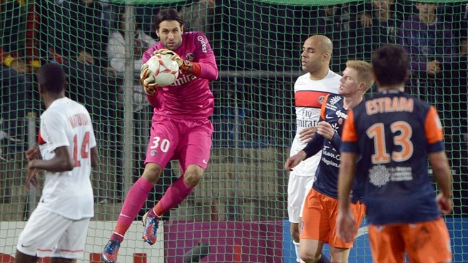 Salvatore Sirigu (Paris Saint-Germain FC)
