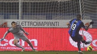 Inter surge halted by Atalanta