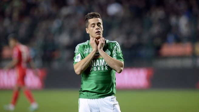 Romain Hamouma (AS Saint-Étienne)