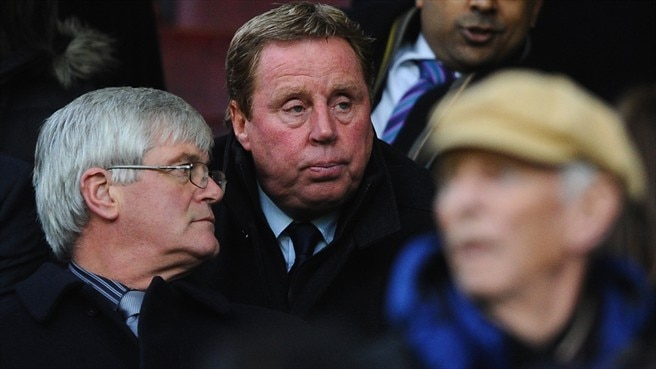 Struggling QPR turn to Redknapp