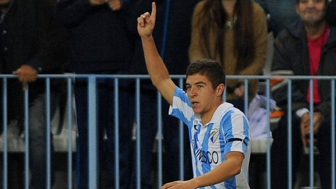 Francisco Portillo (Málaga CF)