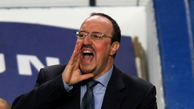 Benítez bent on bringing success to Chelsea