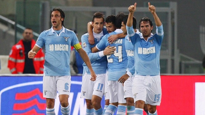 Lazio post comfortable Udinese victory