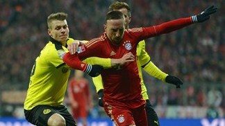 Dortmund and Bayern serve up final taster