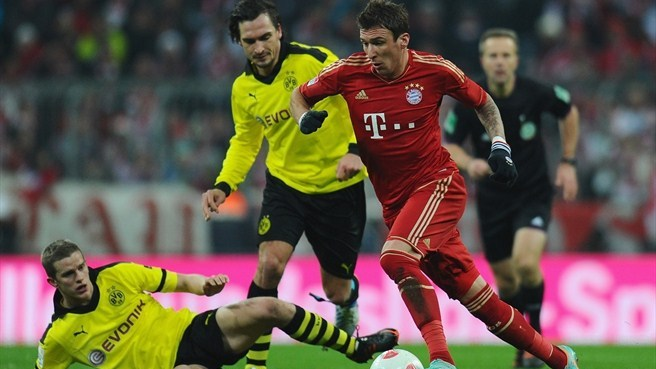 Dortmund and Bayern vie for supremacy