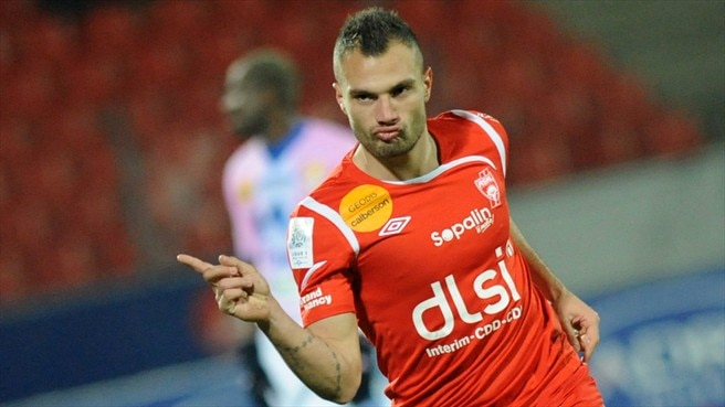 Yohan Mollo (AS Nancy-Lorraine)