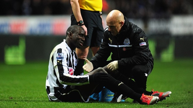 Demba Ba (Wigan Athletic FC)