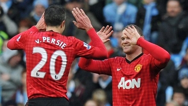 Van Persie proving his worth to United