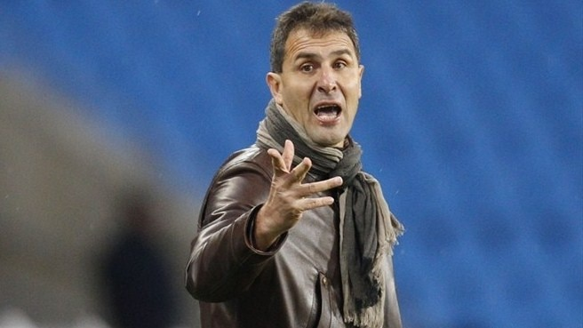 Dimitrov winning the battle with Chernomorets