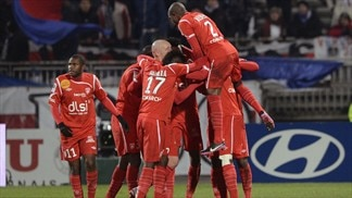 Lowly Nancy frustrate Ligue 1 leaders Lyon